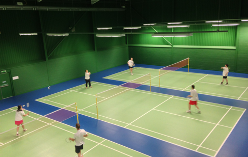 St Gabriel's Badminton Club, Newcastle upon Tyne